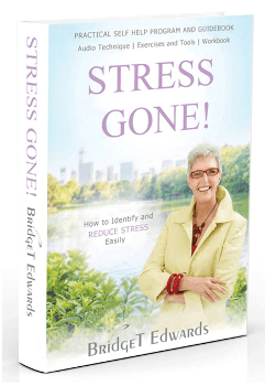 Stress Gone! Cover